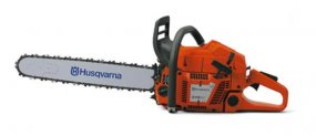 Husqvarna 372XP Petrol Chainsaw.