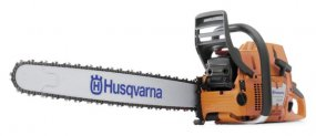 Husqvarna 390XP Petrol Chainsaw.